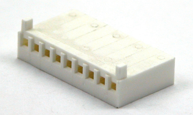KK2.54 connectoren - Molex